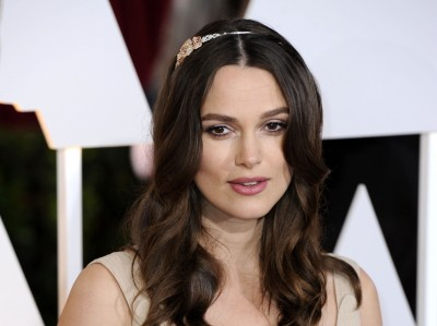 Keira Knightley: Sexual objectification of women still exists