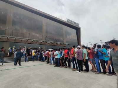 Kerala cinema halls open after 10 months of Covid shutdown