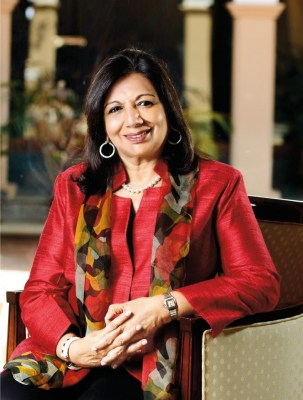 Kiran Mazumdar-Shaw new vice-chair of US-India biz body