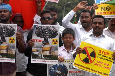 'Kudankulam protest mother of all protests'