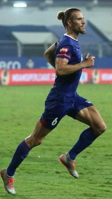 Late Paartalu goal helps Bengaluru snatch 1-1 draw against Odisha