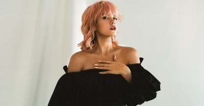 Lily Allen is in a 'really great' place