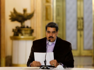 Maduro stresses SC's role in face of foreign aggressions