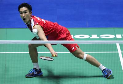 Momota Covid-19 positive, Japan pull out of Thailand tournaments