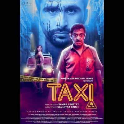 Music of Mahesh Manjrekar-starrer 'Taxi No. 24' heightens thriller impact