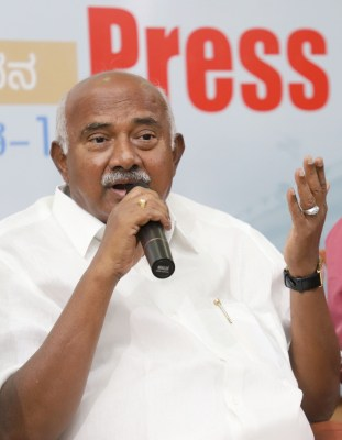 My book on 'Operation Lotus' will be out soon: K'taka BJP leader