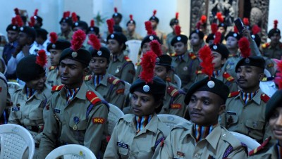 NCC training should be must schools, colleges: Corps Director General