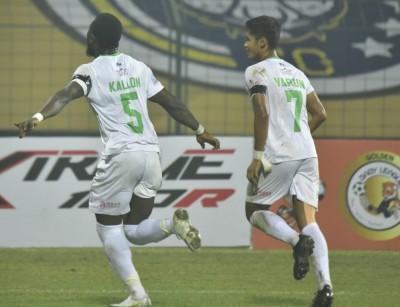 NEROCA FC maul Indian Arrows 4-0 in I-League