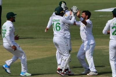 Nauman, Fawad star as Pakistan thrash Proteas in 1st Test