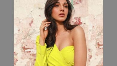 Kiara Advani's mantra: 'Swim, sleep, hydrate, eat, repeat'