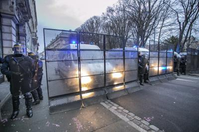 Over 1,200 punished for attending illegal rave in France