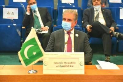 Pak FM, Afghan politician discuss peace process