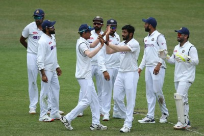 Pant leads counterattack as India reach lunch at 206/3 on Day 5