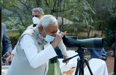 Patna water body attracts winged visitors from far-off lands