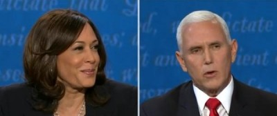 Pence, Harris speak on phone before inauguration