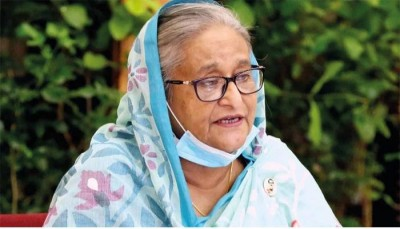 Police have to play stronger role in curbing terrorism: Hasina