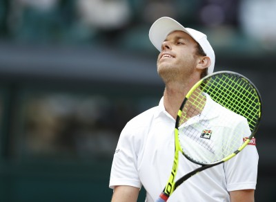 Querrey handed suspended fine for COVID-19 violation