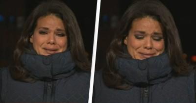 'Rage': CNN reporter covering Covid-19 breaks down on live TV