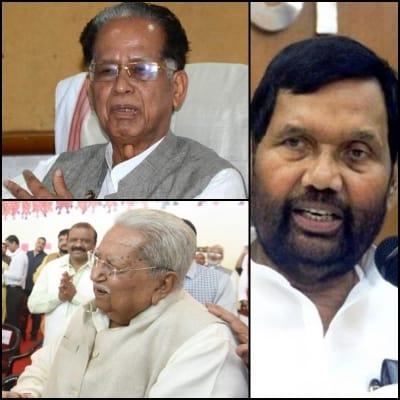 Ram Vilas, Tarun Gogoi, Keshubhai Patel conferred with Padma Bhushan posthumously