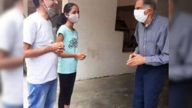 Ratan Tata visits ailing former employee in Pune; netizens shower praise