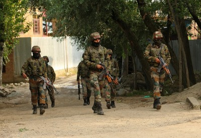 Repeated ceasefire violations by Pakistan on LoC in Rajouri