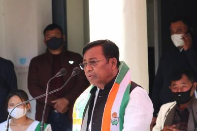 Replacing Gohil, Bhakta Charan Das appointed Bihar Congress chief