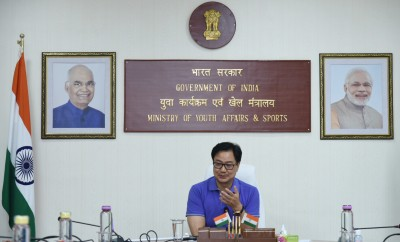 Rijiju to look after AYUSH ministry till Shripad Naik recovers