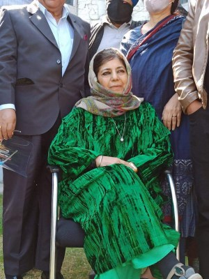 Ruling party using ED as tool to hound political opponents: Mehbooba