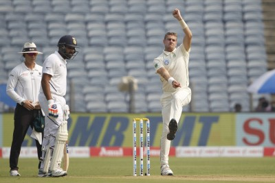 SA vs SL 2nd Test: Nortje, Elgar put hosts in driver's seat on Day 1