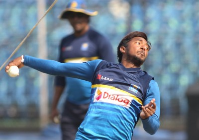 SL spinner Akila Dananjaya's bowling action cleared by ICC