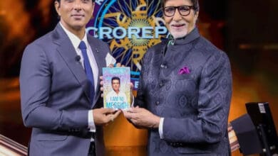 Sonu Sood shares screen space with Amitabh Bachchan on KBC 12
