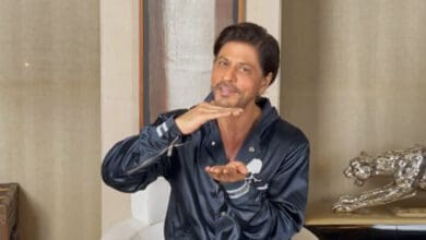 Watch: SRK's New Year message is winning hearts on internet