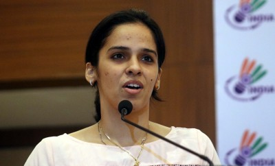 Saina lashes out at BWF over regulations in Thailand