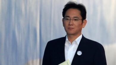 Samsung heir sentenced to prison for corruption