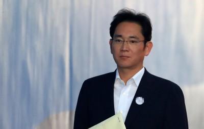 Samsung heir sentenced to prison for corruption