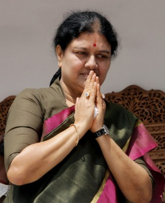 Sasikala released from prison, but to be in hospital due to Covid