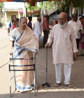'Senior citizens feel economic issues major concern for India'