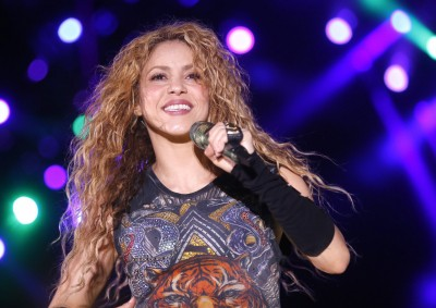 Shakira sells rights to her songs to UK company