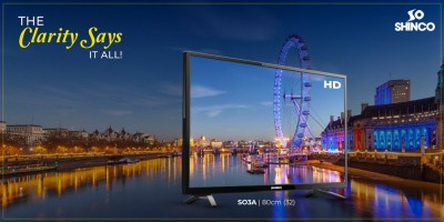 Shinco TV launches Alexa-enabled TV starting at Rs 11,999