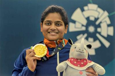Shooting trials: Rahi beats Manu, Chinki in women's 25m pistol
