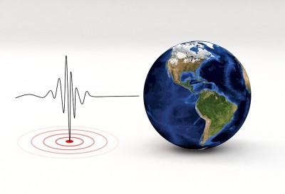 Slight tremors felt in J&K