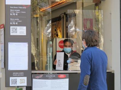 Spain reports 93,822 new coronavirus cases over weekend