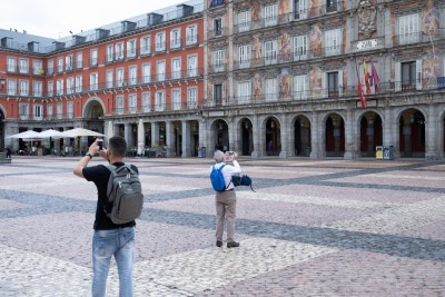 Spain sees 90.2% drop in international tourists in November 2020