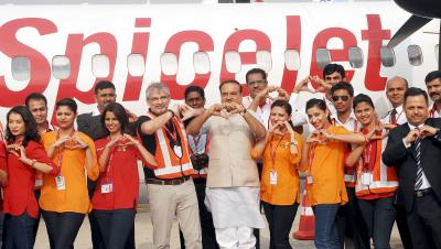 SpiceJet to launch 21 new domestic, international flights