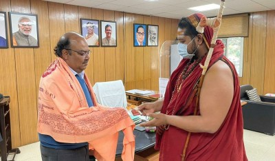 Sri Saradapeetham to offer food, hold medical camps in Kumbh Mela