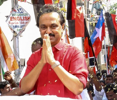 Stalin first choice for CM's post in Tamil Nadu
