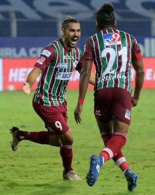 Stoppage time goal helps Bagan beat Chennaiyin 1-0