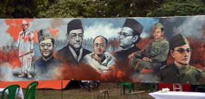 Subhas Chandra Bose, and the idea of India
