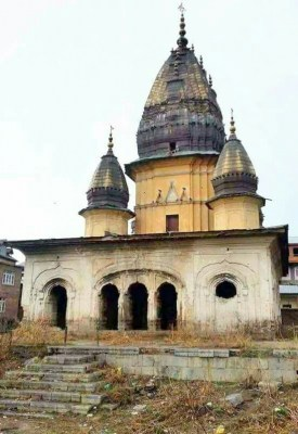 Temple renovation in Kashmir after 3 decades to be completed soon