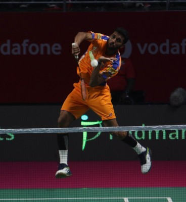 Thailand Open: Prannoy battles chest, shoulder pain to stun Christie